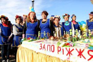 Запорожью – 245: все желают городу мирного неба