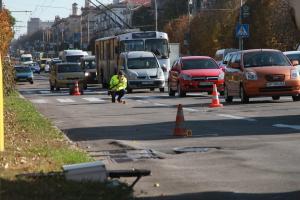 В Запорожье 26-летняя девушка, пострадавшая в утреннем ДТП, умерла в скорой