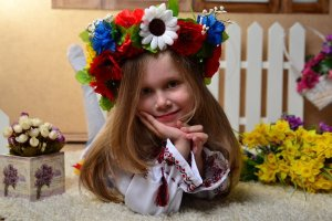 7-летней Зарине из Запорожья нужна помощь