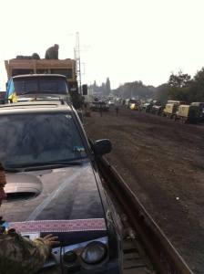 Бойцов «Айдара» не вернули в Луганскую область