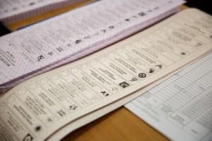 В Энергодаре неправильно выдали бюллетени 64 избирателям