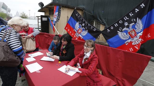 Выборы ДНР и ЛНР решили перенести на 2016 год