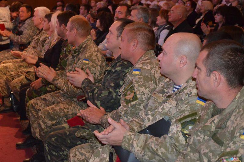 На запорожском телемарафоне собрали более 300 тыс. в помощь солдатам АТО