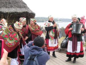 Запорожцы завершили фестивальный марафон