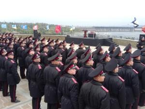 Клятва лицеистов, Полторак, Президент и Хортица