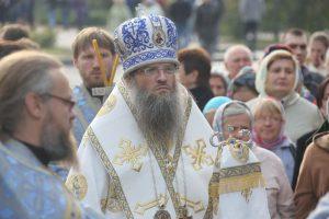 Запорожский митрополит Лука предложил чиновникам, которые поддерживают Киевский патриархат, подать в отставку