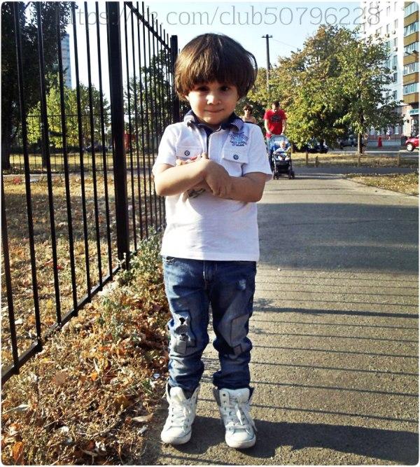 Запорожскому малышу нужна помощь в борьбе с тяжелой болезнью