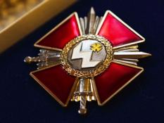 Майор из Мелитополя получил орден