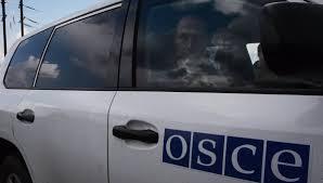 Три наблюдателя ОБСЕ уже прибыли в Запорожскую область на время выборов