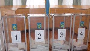 В Запорожье не хватает полсотни избирательных урн