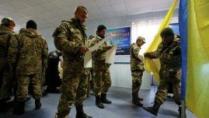 Официально: запорожским военным предоставят отпуск для участия в голосовании