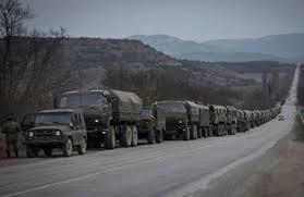 Дороги в Запорожской области сильно разрушает военная техника, идущая в АТО