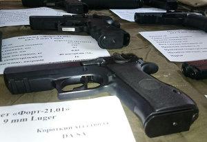 От пистолетов до снайперских винтовок: Чем вооружат новый украинский спецназ
