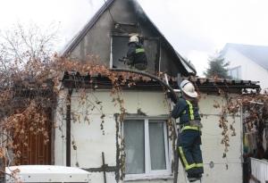 Запорожские спасатели ликвидировали крупный пожар