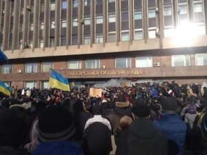Заседание по делу запорожского Майдана снова перенесли