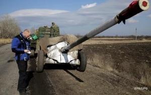 Военные готовы вернуть артиллерию на передовую