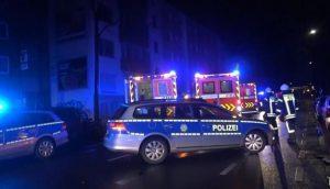 В немецком Кельне произошла перестрелка: есть раненые