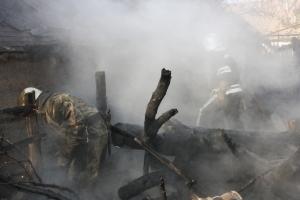 В Запорожье в частном доме взорвался газовый баллон
