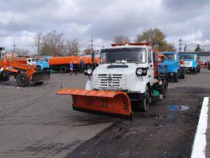 Запорожские коммунальщики будут убирать снег оперативно