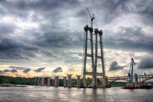 День в истории: 17 ноября турки изъявили желание инвестировать в строительство запорожских мостов