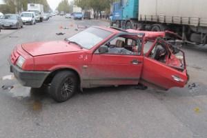 В ДТП в Запорожской области пострадали 5 человек, среди них ребенок