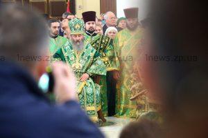 Тысячи запорожцев пришли на канонизацию Калнышевского