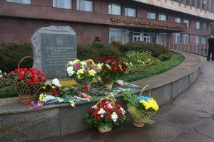В Запорожье вспоминали о Майдане и Революции Достоинства