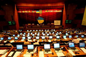 Депутаты облсовета не захотели назначать руководителей, работу которых не смогут контролировать