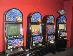 В Запорожской области изъяли 25 игровых автоматов
