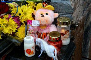 Как в Запорожье молились о детях, погибших во время Голодомора