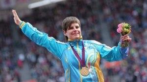 Запорожская спортсменка установила новый мировой рекорд