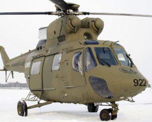 Богуслаев создает вертолет, который будет вмещать 12 десантников