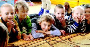 В Запорожье дети из приютов окунуться в мир красоты и стиля