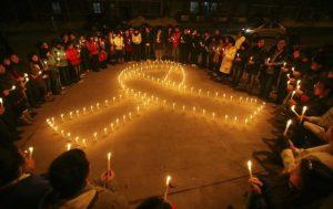 В Запорожье зажгут свечи в День борьбы со СПИДом