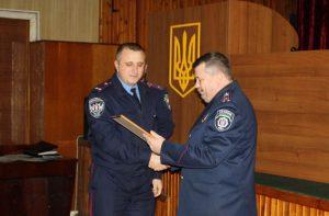 Запорожские патрульные получили удостоверение УБД