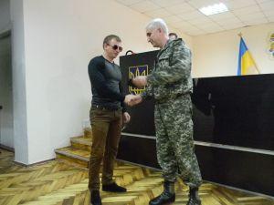В Запорожье наградили 15 участников АТО