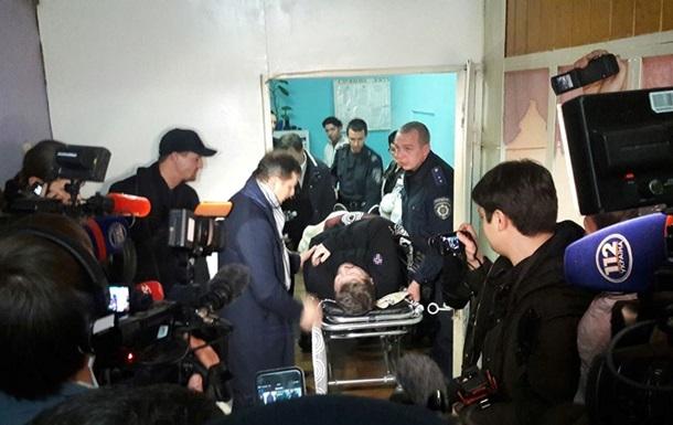 В «деле» Мосийчука объявлен перерыв: Радикал госпитализирован