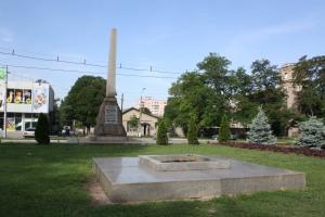День в истории: 3 ноября в Запорожье зажгли «вечный огонь»