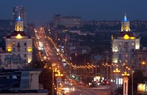 Завтра в Запорожье перекроют центральный проспект