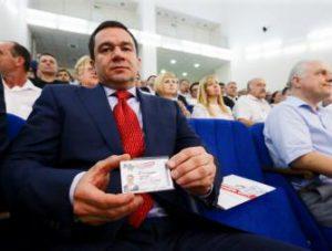 Рейтинг Самардака упал из-за жилья и партии Порошенко
