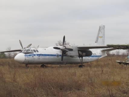 СБУ: Коммерсанты пытались захватить в Запорожье 158 самолетов и взлетную полосу