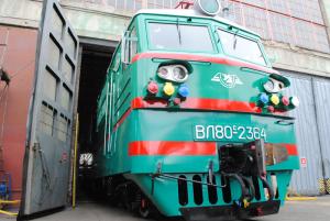 Запорожский завод все еще мечтает «собирать» электровозы «SKODA»