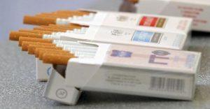 Оперативники «не пустили» в Запорожье российские и белорусские сигареты