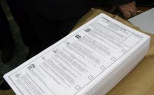 Официально: Горизбирком выдал избирательным комиссиям мэрские бюллетени