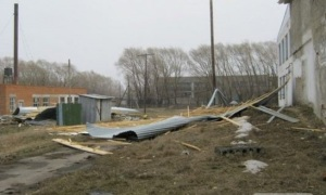 В Одессе из-за непогоды погиб мужчина