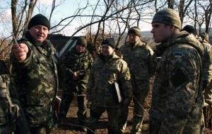Украинские военные заявляют об обстрелах из гранатометов
