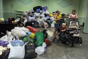 В Запорожской области переселенцы помогают не только другу другу, но и военным