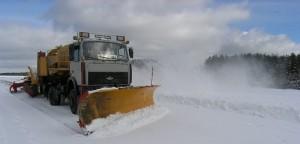 В Запорожье предприятия проверят на наличие снегоуборочной техники