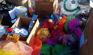 Главную елку области украсят более 500 игрушек