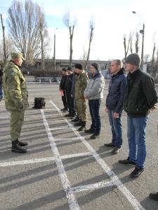 Из Запорожья в Житомир отправили 13 солдат контрактной службы